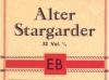 etykieta - Alter Stargarder
