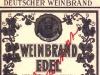 etykieta - Weinbrand Edel