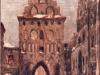 Brama Pyrzycka od strony miast