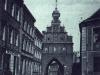 Brama Wałowa od strony miasta (1899 r.)