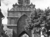 Brama Wałowa od strony rzeki