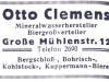 inserat z roku 1937