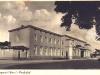 dworzec kolejowy - lata 30-te