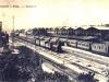 dworzec kolejowy, tory