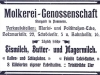 inserat z roku 1911