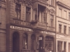 ul. Grodzka, sklep kolonialny Hugo Haseleu - dom nr 8