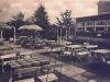 restauracja - Stadtwald, ogród