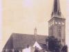 Kościół Świętego Jana - widok z wałów obronnych