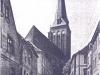 ul. Wita Stwosza i Kościół Świętego Jana