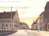 Ratusz i ulica Kazimierza Wielkiego