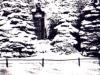 Aleja Słowicza - pomnik Bismarcka