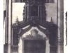 obramowanie wejścia z I połowy XVII! wieku
