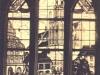 witraż - strzelcy na Rynku Staromiejskim