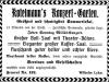 inserat z 1915 r.