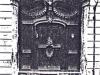 ul. Krzywoustego - drzwi domu nr 36, firma Johannes Block