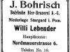 inserat z roku 1916