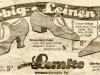 inserat z roku 1928