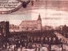 panorama Stargardu w końcu XVIII wieku