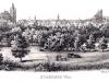 panorama Stargardu około 1877 roku