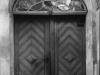 ul. Płatnerzy - drzwi domu nr 26