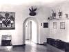 wnętrze dawnego muzeum - obecnie budynku plebanii