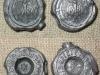 Plomby bankowe z orłem Republiki Weimarskiej – z kolekcji Roberta Paducha.