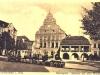 Rynek, Ratusz, pomnik, apteka - 1928 r.