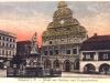 Rynek, Ratusz, pomnik, apteka