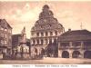 Rynek, Ratusz, pomnik, apteka - 1929 r.