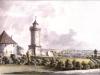 Baszta Tkaczy w XVIII wieku