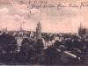 Baszta Tkaczy, widok na miasto