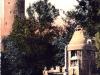 Baszta Tkaczy i pomnik Blüchera