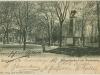 okolice placu Popiela, pomnik z wojny francusko-pruskiej