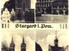 Stargard, pocztówka wielotematyczna, fotografia