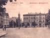 Plac Wolności, budynek sądu (1916 rok)