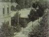 Plac Wolności przy budynku sądu (1916 r.)