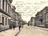 ulica Wyszyńskiego, po lewej apteka pod Złotą Gwiazdą