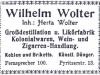 inserat z roku 1917