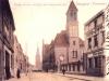 ulica Pocztowa i budynek poczty