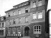 ul. Złotników - dom nr 14, siedziba gazety Stargarder Tageblatt